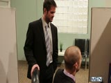 Instant Message Mix-up - TGO - The Gay Office - Mike De Marko & Rod Daily