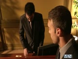 Hotel Surveillance - TGO - The Gay Office - Rocco Reed & Johnny Ryder