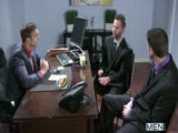 The Sales Call - TGO - The Gay Office - Rocco Reed - Chris Bines & Andrew Stark