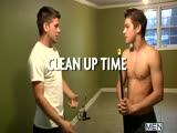 Clean Up Time - STG - AJ Monroe , Johnny Rapid