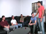 Brother Husbands - JO - Jizz Orgy - Duncan Black - Haigen Sence - Andrew Blue - Cooper Reed & Donny Wright