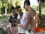 Diego, Felipe and Andres