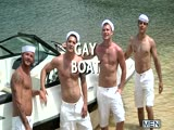 Gay Boat - Jizz Orgy - Blaze - Johnny Rapid - Tommy Defendi - Hayden Richards - Chip Young - James Hamilton - Cruize - Haigan Sence