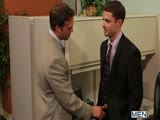 Last Day On The Job - The Gay Office - Donny Wright & Rocco Reed
