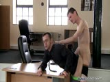 Getting Some Office Cock - Dan Jenkins And Scott Williams
