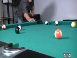 Pool Shark - STG - Str8 to Gay - Brandon Lewis & Johnny Rapid